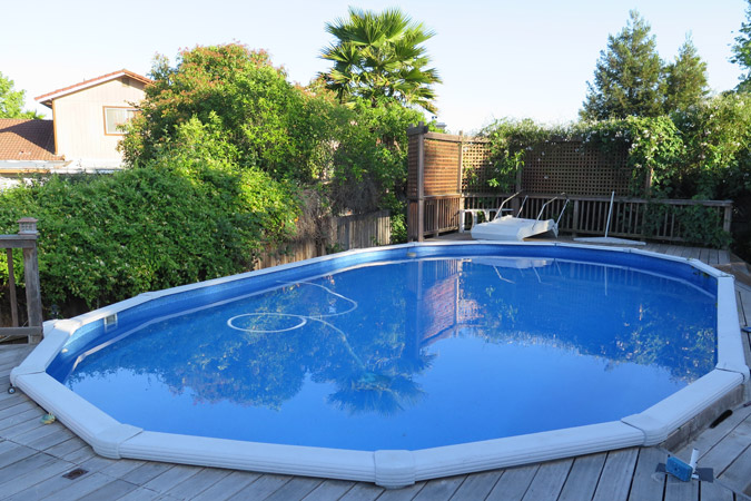Pool Am Hang Mit Pool Am Hang Privatpool Am Hang Gebaut